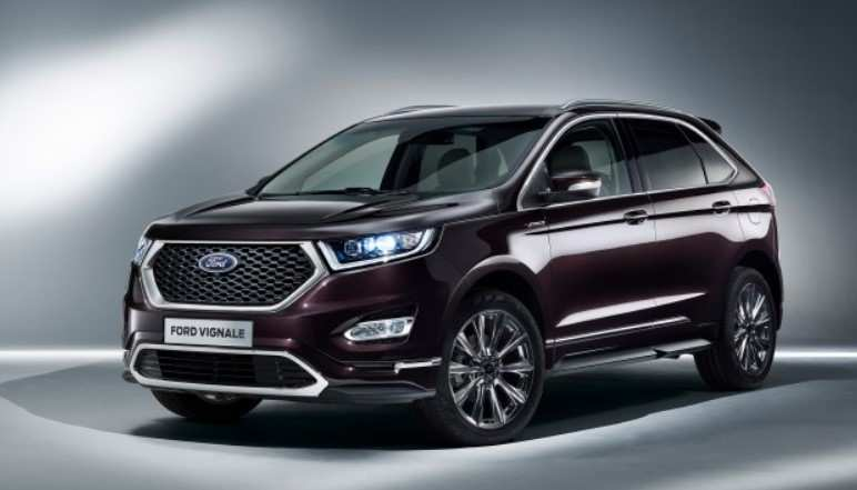 79 Best 2020 Ford Edge New Design Release