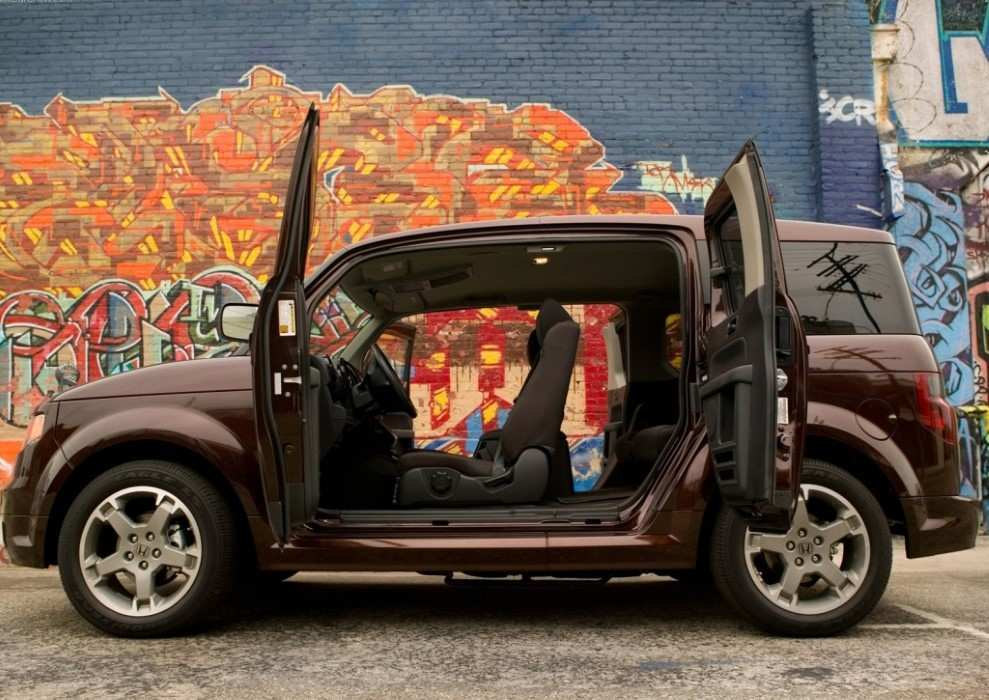 79 Best 2020 Honda Element Photos