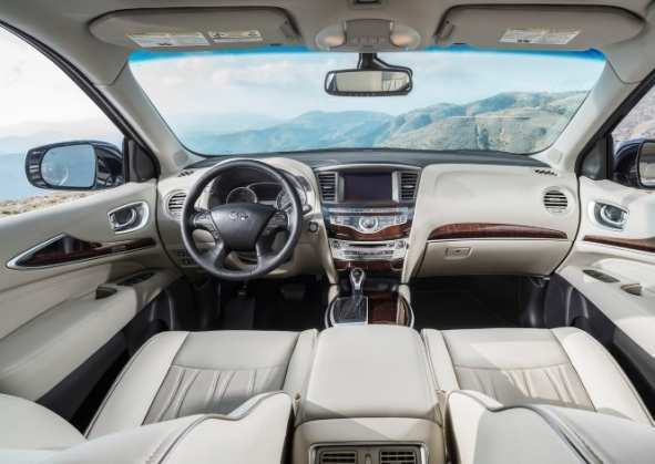 79 Best 2020 Infiniti Qx60 Spy Photos Concept