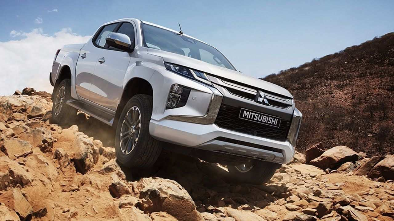 79 Best 2020 Mitsubishi Triton Perfect Outdoor Pictures