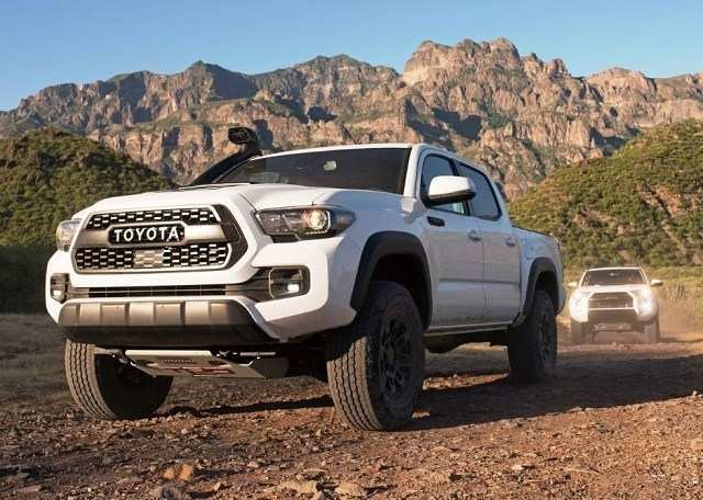 79 Best 2020 Toyota Tacoma Diesel Trd Pro Specs