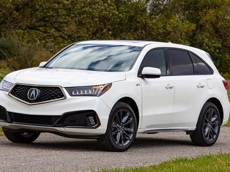Acura Mdx 2019 Vs 2020 | Review Cars 2020
