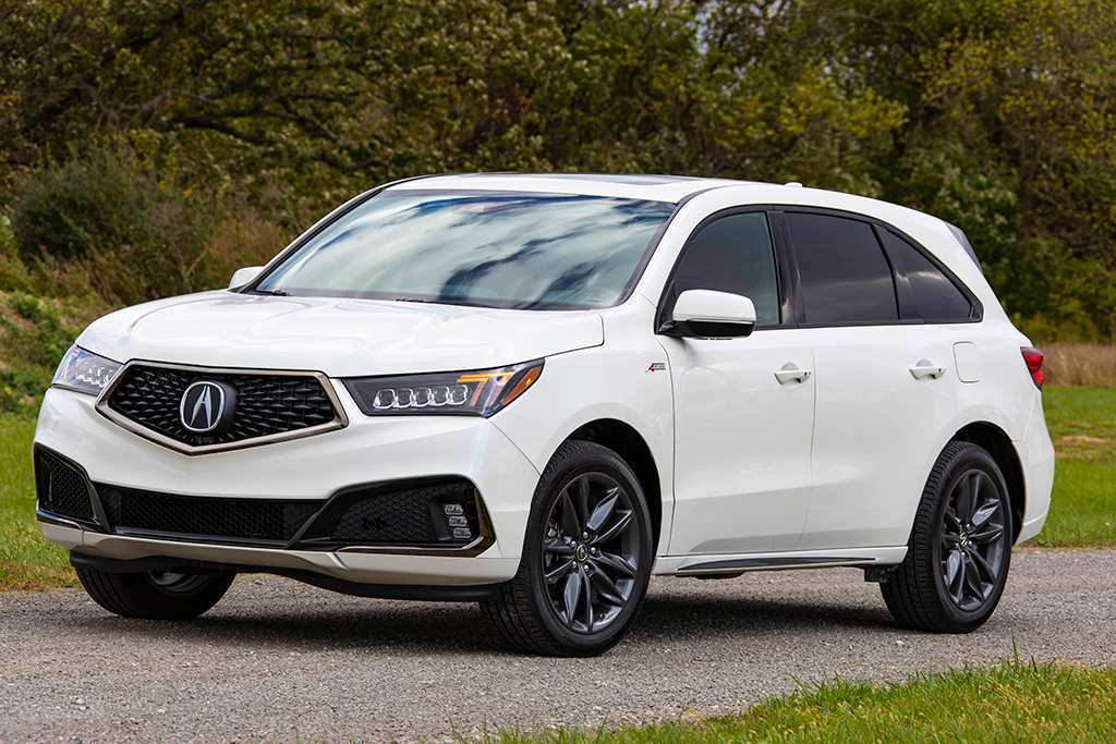 79 Best Acura Mdx 2019 Vs 2020 History