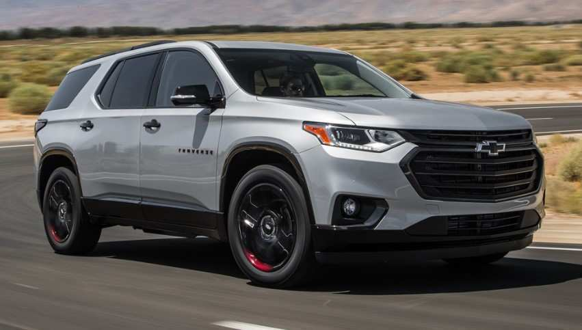 79 Best GMC Traverse 2020 Pictures