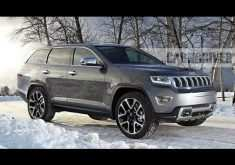 Jeep Grand Cherokee Update 2020