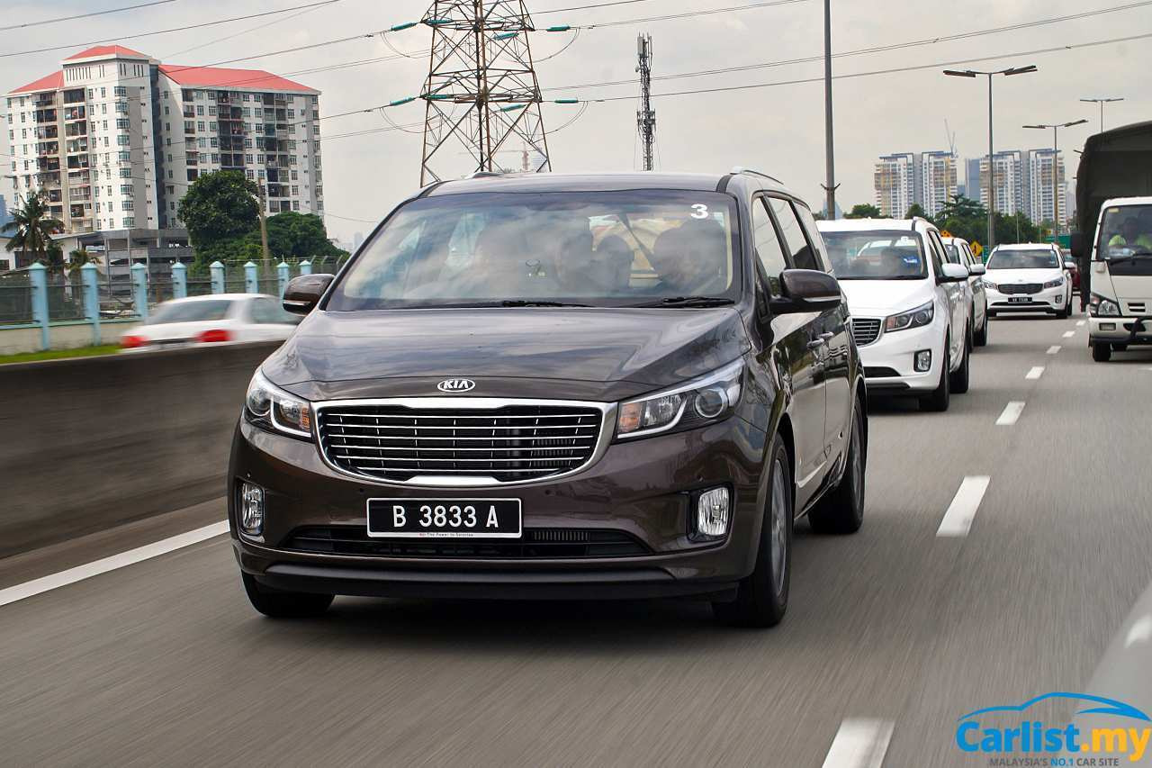 79 Best Kia Grand Carnival 2019 Review Spesification