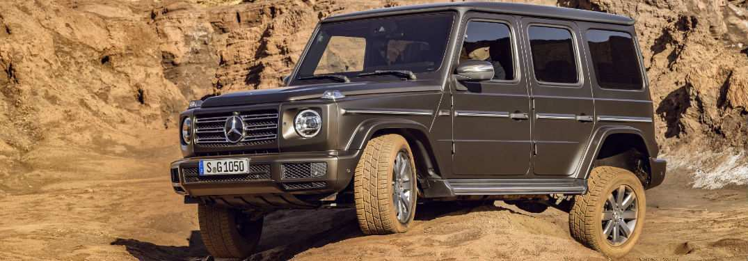 79 Best Mercedes G 2019 Specs And Review
