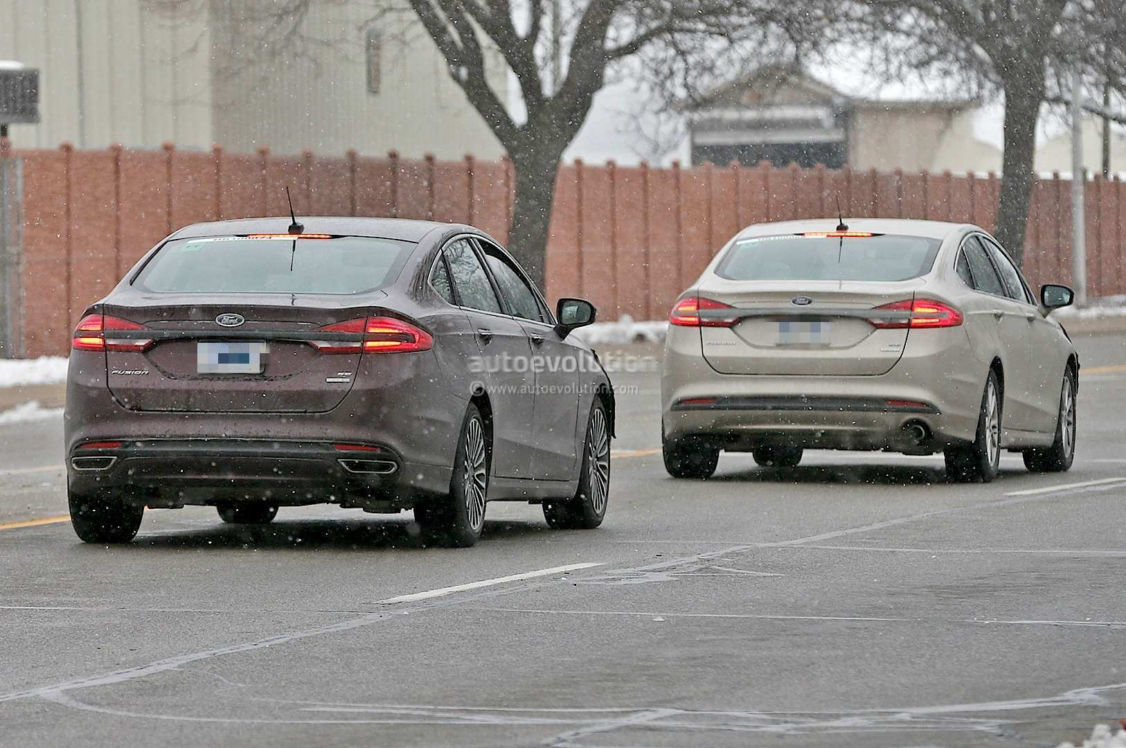 79 Best Spy Shots Ford Fusion Redesign And Concept