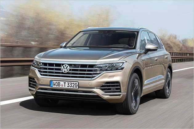 79 Best Volkswagen 2019 Touareg Price Price And Release Date