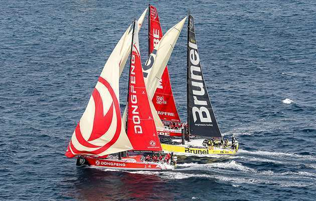 79 Best Volvo Ocean Race 2019 First Drive