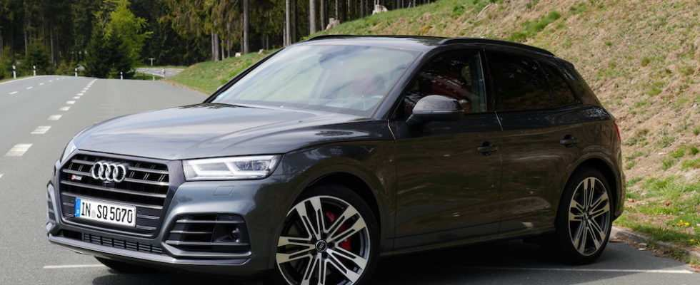 79 New 2019 Audi Sq5 Redesign And Review