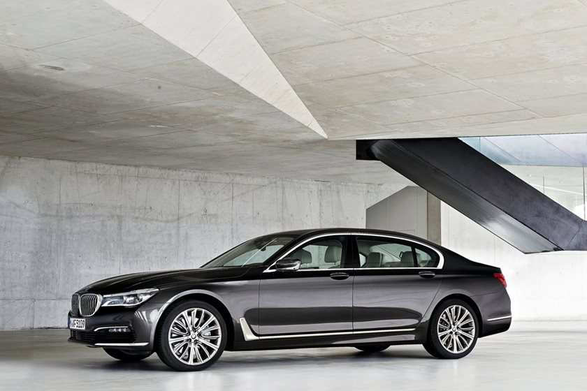 79 New 2019 BMW 7 Series Speed Test