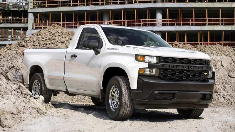 79 New 2019 Chevy Silverado 1500 Concept