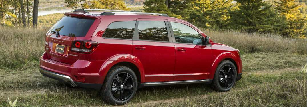 79 New 2019 Dodge Journey Images