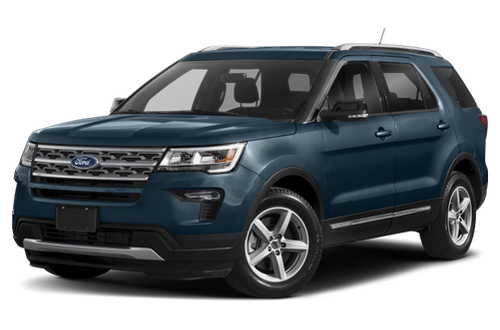 79 New 2019 Ford Explorer Redesign And Concept