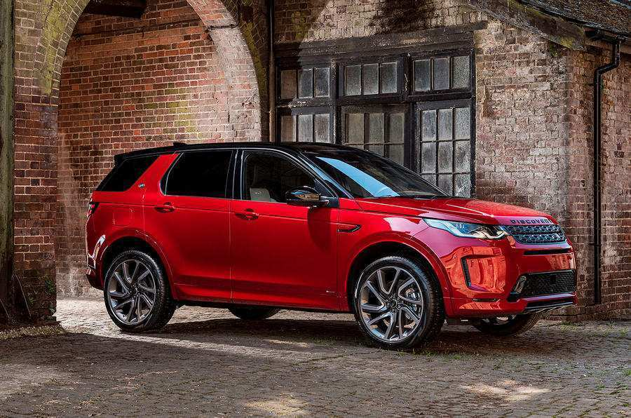 79 New 2019 Land Rover Discovery Sport Spesification