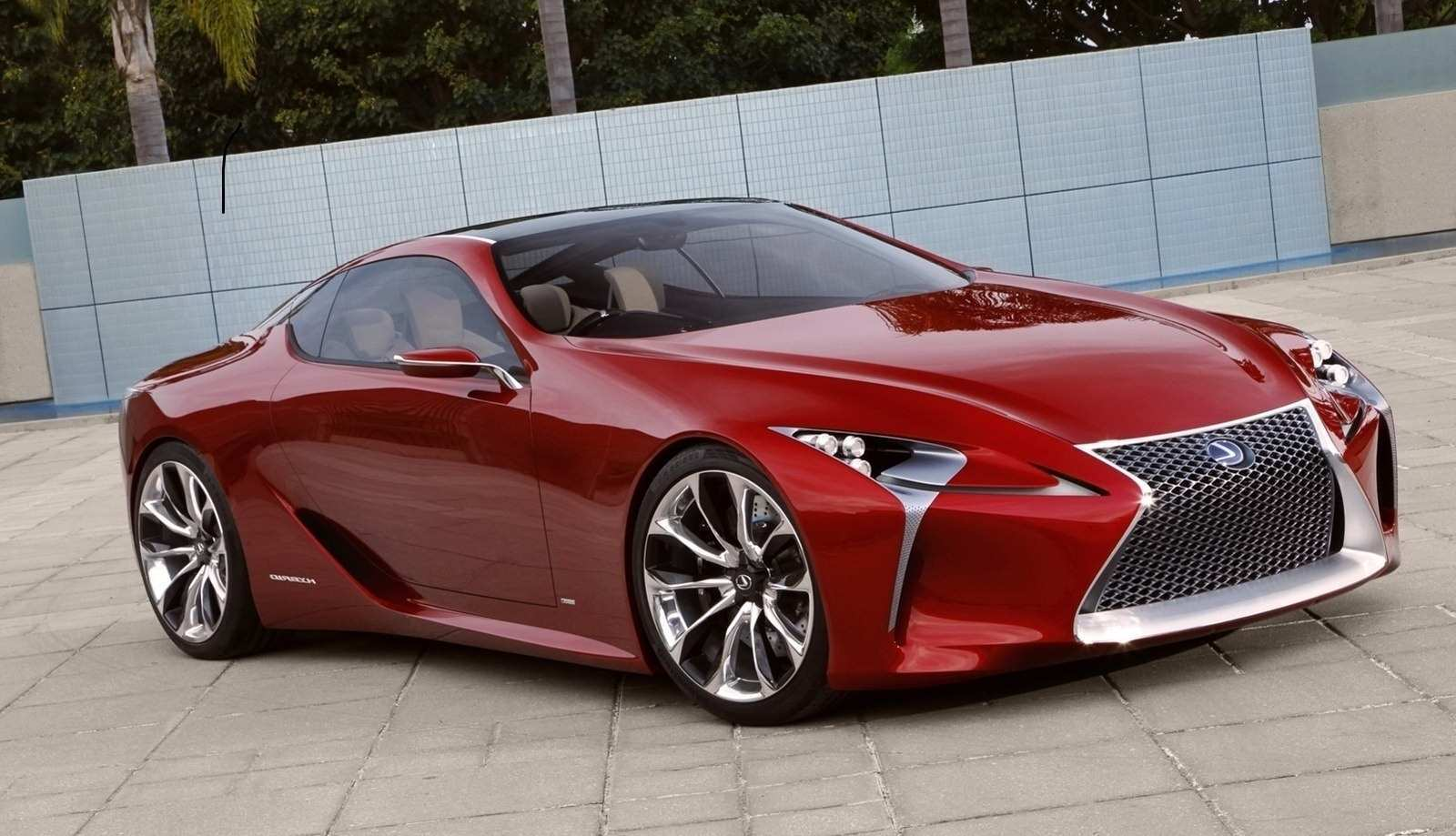 79 New 2019 Lexus Lf Lc Overview
