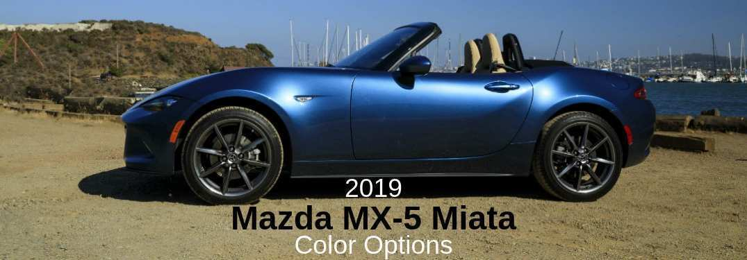 79 New 2019 Mazda MX 5 Prices