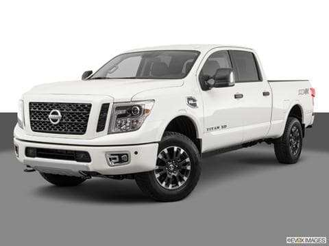 79 New 2019 Nissan Titan Diesel Redesign And Review
