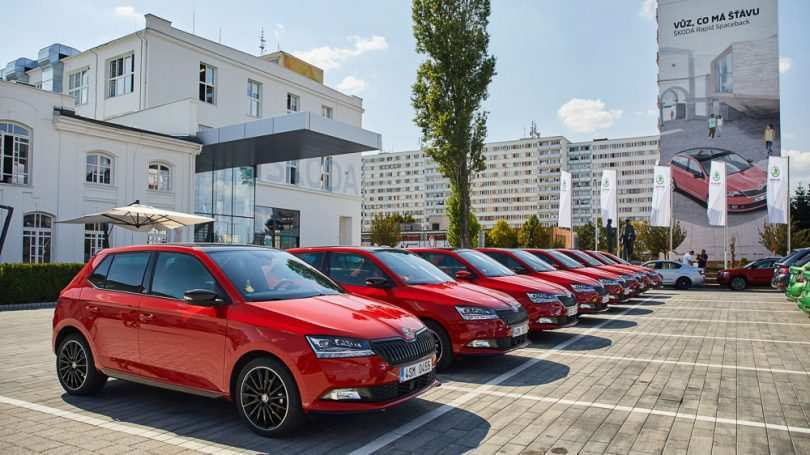 79 New 2019 Skoda Fabia Speed Test
