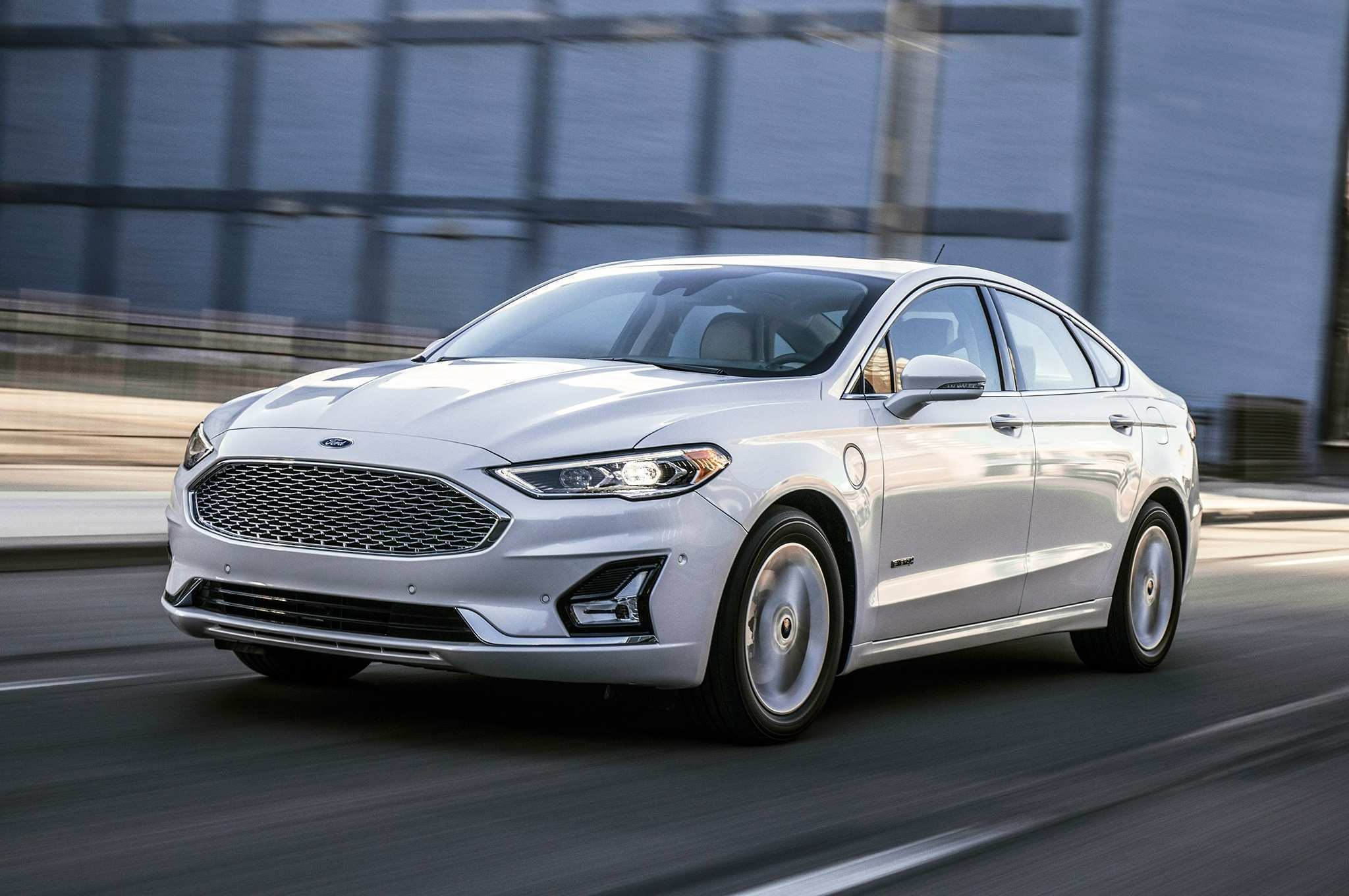 79 New 2019 The Spy Shots Ford Fusion Rumors