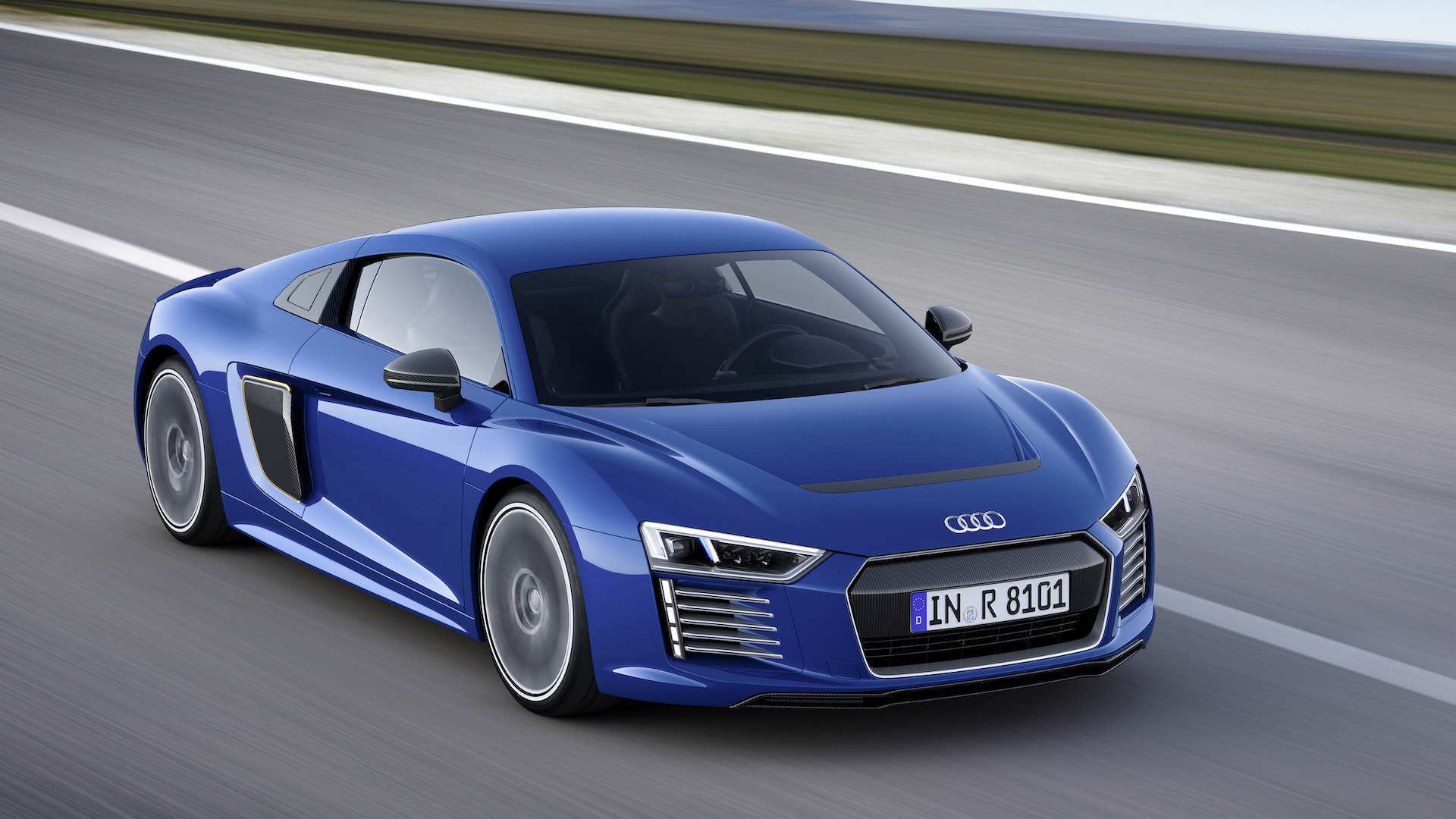 79 New 2020 Audi R8 E Tron Performance