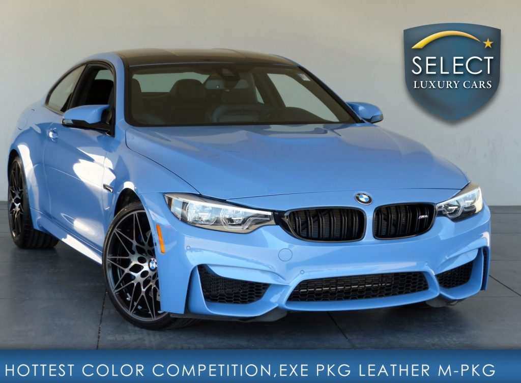 79 New 2020 BMW M4 Colors Review