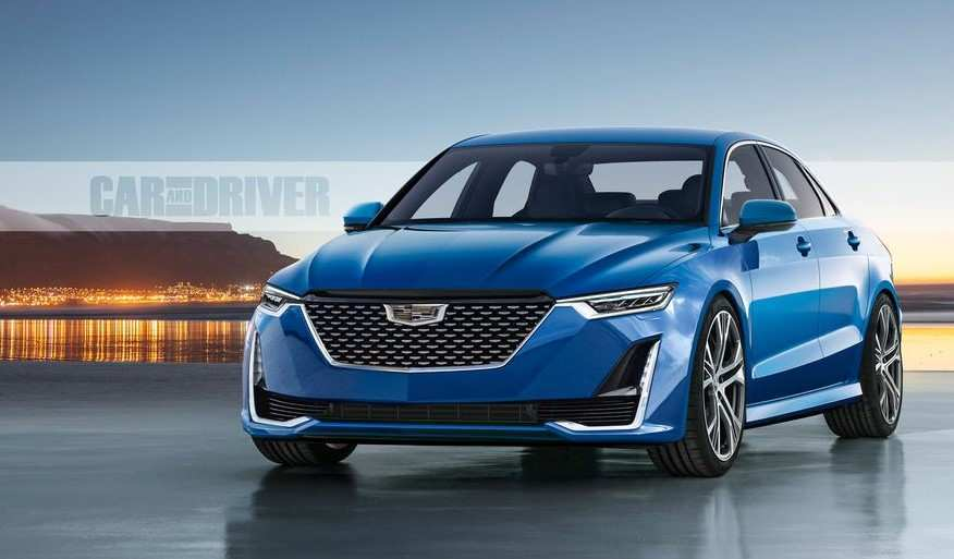 79 New 2020 Cadillac LTS Review And Release Date