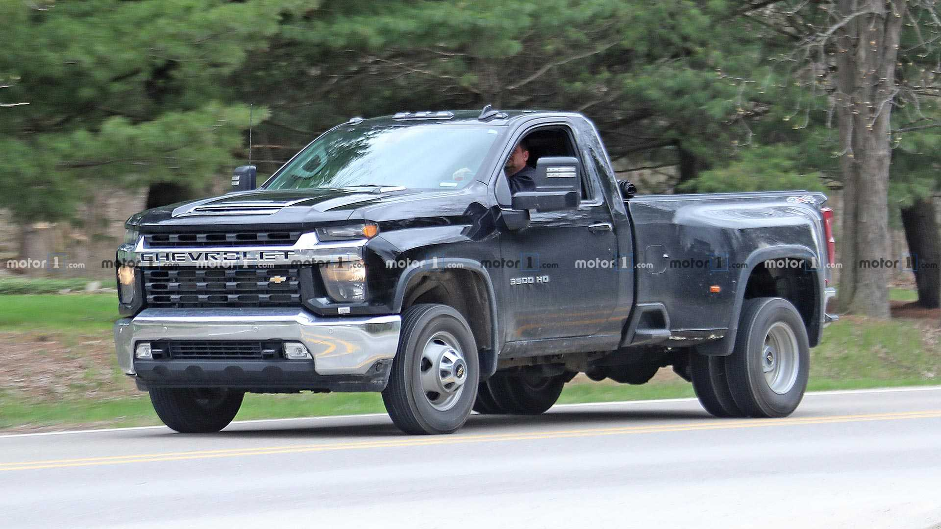 79 New 2020 Chevy Silverado New Review