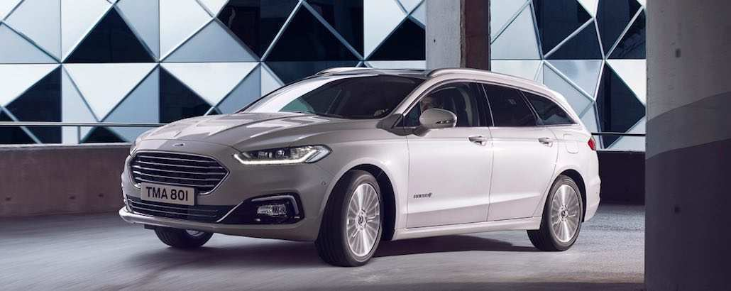 79 New 2020 Ford Mondeo New Review