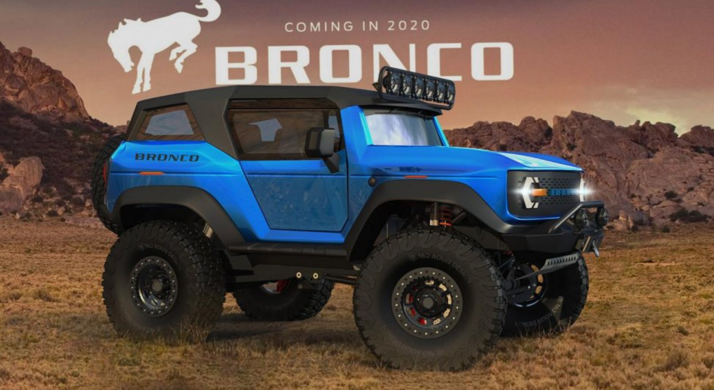 79 New 2020 Ford Svt Bronco Raptor Overview