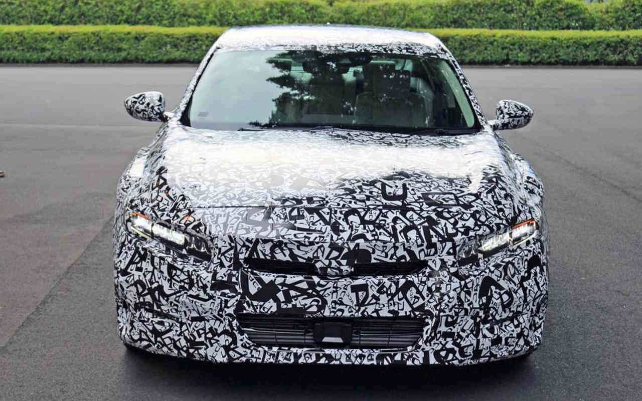 79 New 2020 Honda Accord Coupe Spy Shoot
