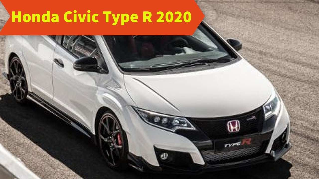 79 New 2020 Honda Civic Si Type R Picture