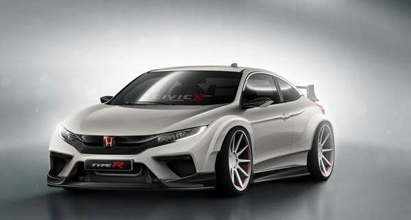79 New 2020 Honda Civic Type R Price Design And Review