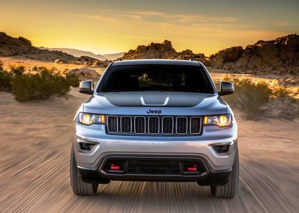 79 New 2020 Jeep Trail Hawk Redesign And Concept