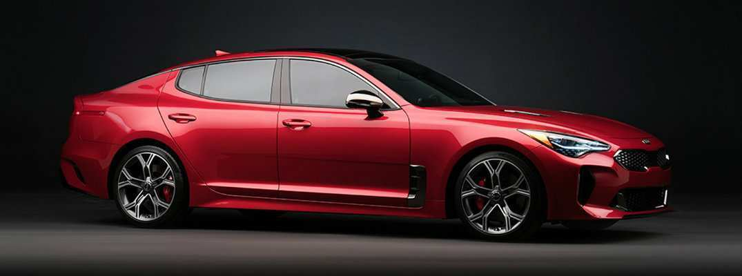 79 New 2020 Kia Stinger Release Date Price and Release date