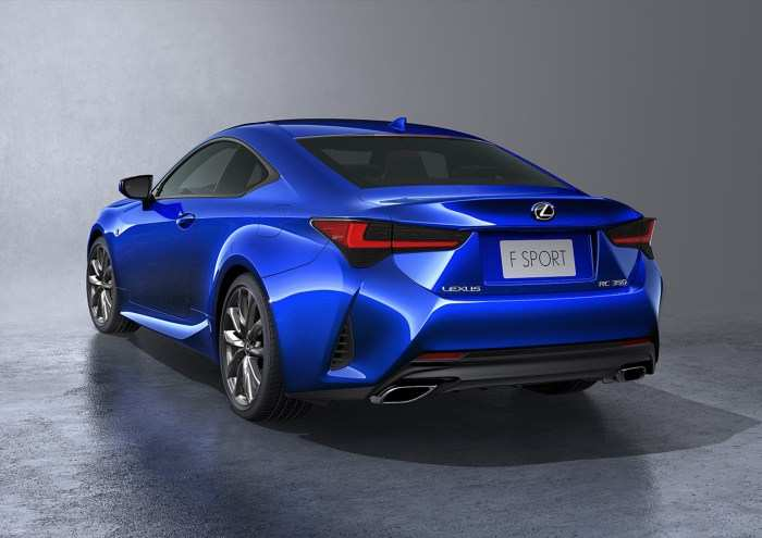79 New 2020 Lexus IS350 Release