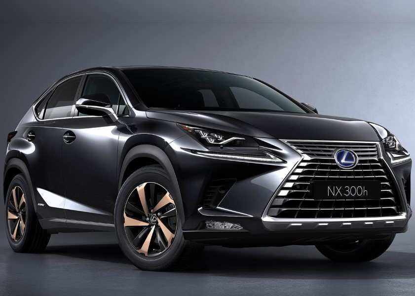 79 New 2020 Lexus NX 200t Concept And Review