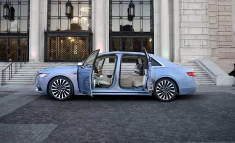 79 New 2020 Lincoln Continental Pictures