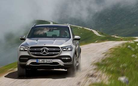 79 New 2020 Mercedes Ml Class Performance And New Engine