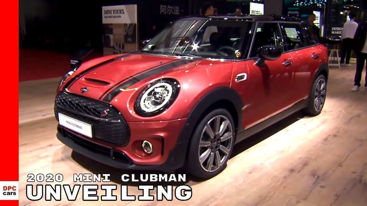 79 New 2020 Mini Cooper Clubman Review