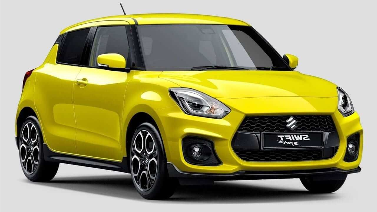 79 New 2020 New Suzuki Swift Sport Price