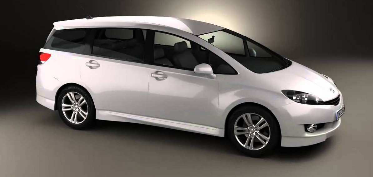 79 New 2020 New Toyota Wish Pictures