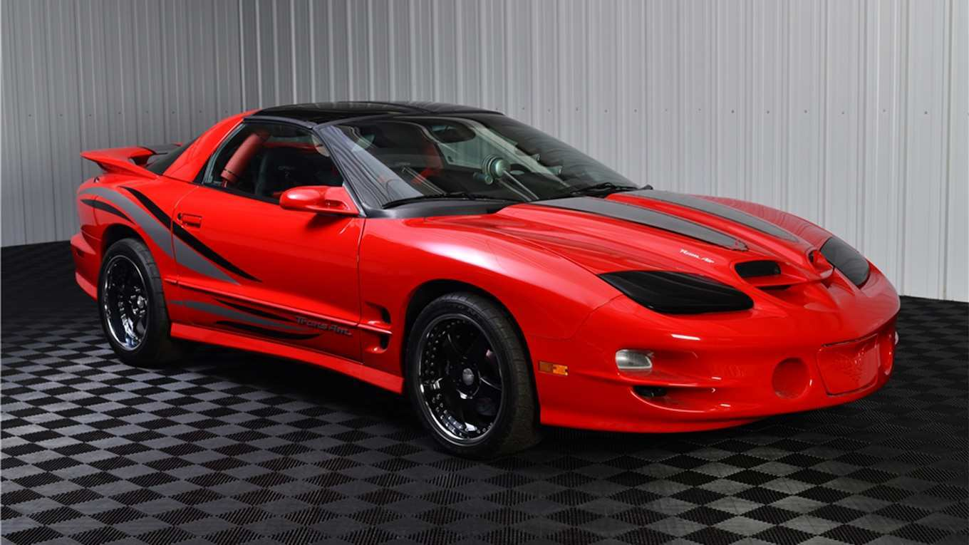 79 New 2020 Pontiac Firebird Trans Am Release Date and ...
