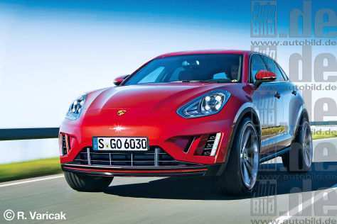 79 New 2020 Porsche Macan Specs And Review