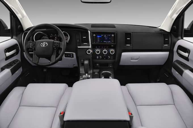79 New 2020 Toyota Sequoia Performance And New Engine