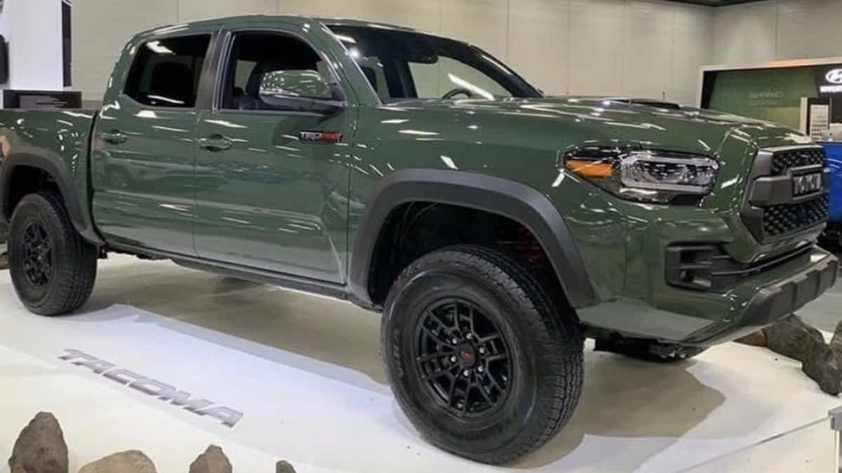 79 New 2020 Toyota Tacoma Diesel Rumors