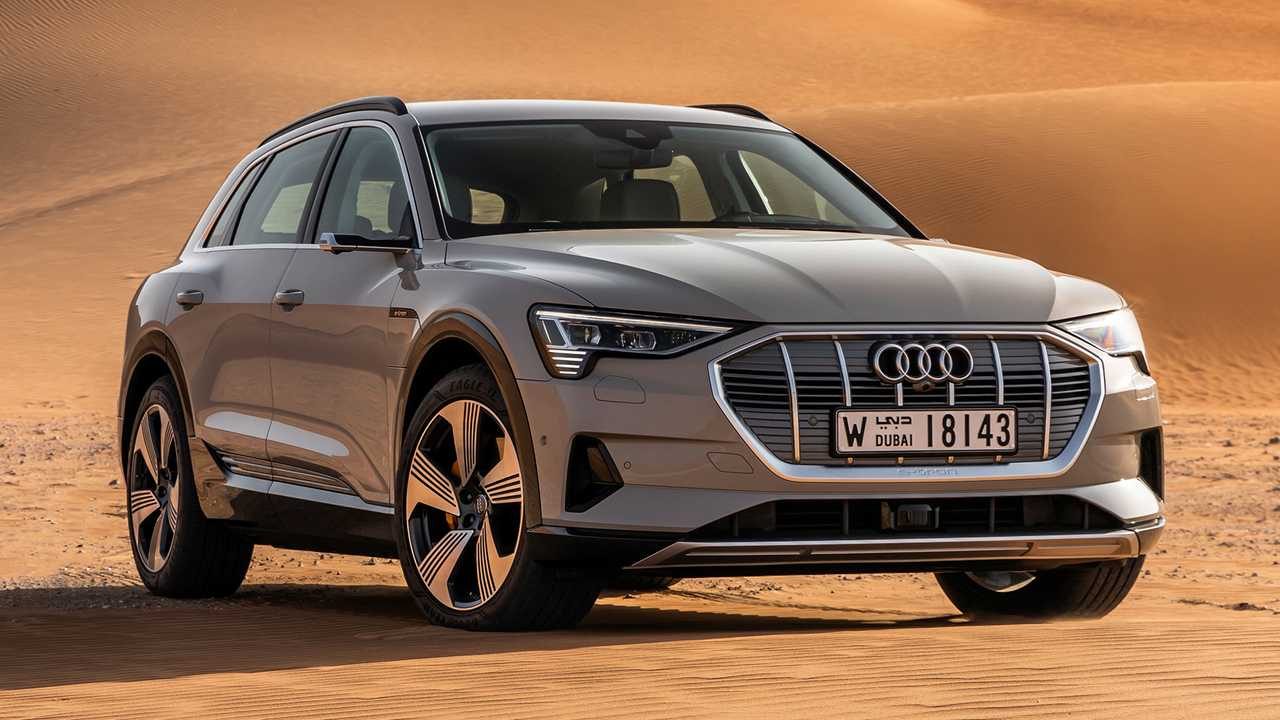79 New Audi Electric Suv 2020 Price And Review