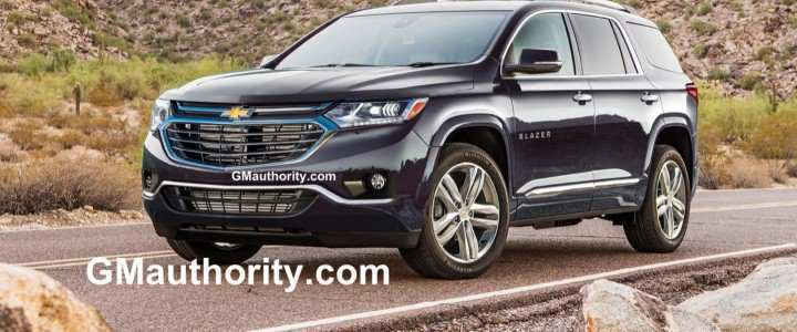 79 New Chevrolet Blazer 2020 Specs Concept And Review