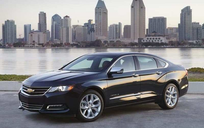 79 New Chevrolet Cars For 2020 Performance And New Engine